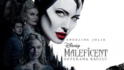 """""""Maleficent: Mistress of Evil / Maleficent: Suverana Răului"""", povestea merge mai departe"""