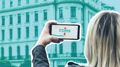 The future looks PRIME, vino și tu, începe recrutarea