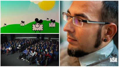 Mihai Mitrică și 14 ani de Animest: Posibil ca ciobanului Bucur să-i fi plăcut filmele de animație, doar că nu avea unde sa le vadă