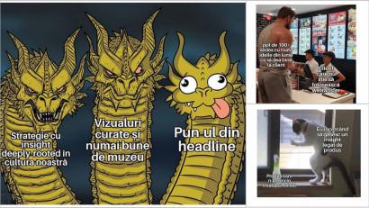 Definiția memei de la deplasat_: Content viral relatable cu nuante de self-deprecating humor si, uneori, scortisoara