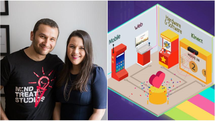 [Buticuri Creative] Diana Dragomir: Mentalitatea de start-up vine la pachet cu libertatea de a incerca, de a esua si de a incerca din nou