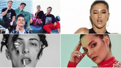 Succes internațional pentru artiștii Global Records: muzica lor se aude la radiourile din întreaga lume