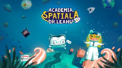 Mind Treat Studios lanseaza un nou proiect digital inovator: Academia Spatiala Dr. Leahu, prima clinica stomatologica pentru copii cu sistem de gamification