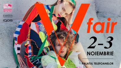V fair #23- târg de design contemporan și cultură vintage