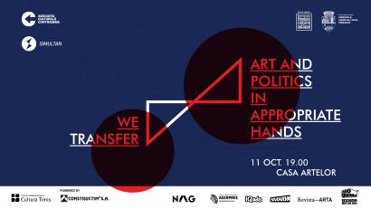 Reactivarea și reimaginarea spațiului public din Timișoara, prin prisma artei contemporane și a practicilor sociale