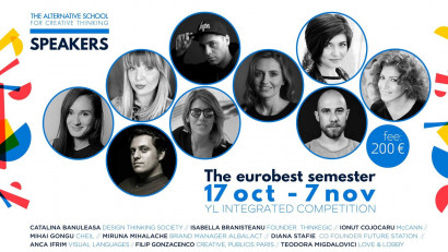 Incepe semestrul Eurobest @The Alternative School, editia a 15-A