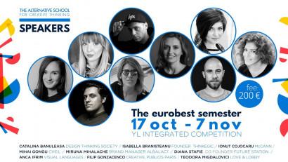 Incepe semestrul Eurobest @The Alternative School, editia a 15-A