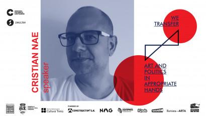 Curatorul Pavilionului României de la Bienala de la Veneția 2019 vine la Timișoara