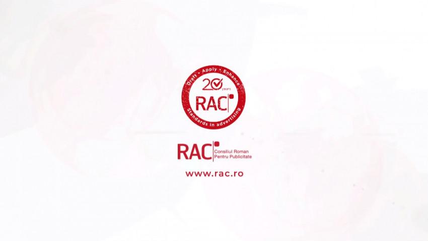 Marca Etică RAC, un pas important în autoreglementarea pieței de publicitate în România