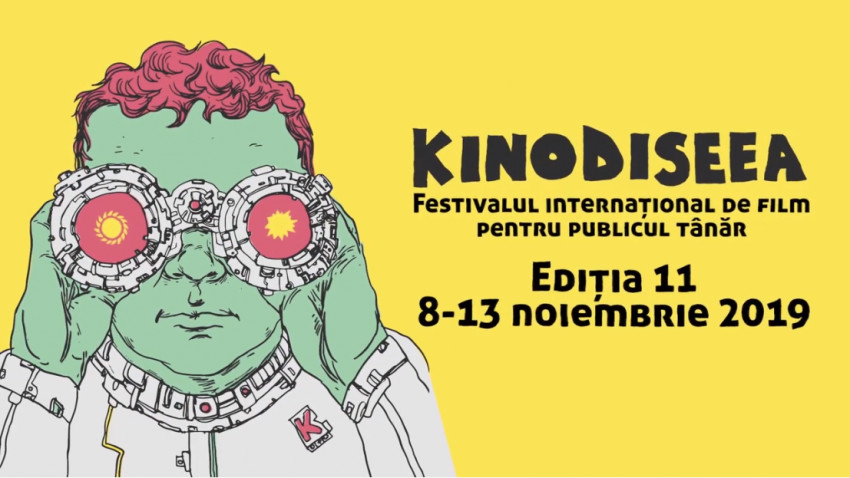 Filme cu tematici sociale și politice, în secțiunea YOUTH, adresată tinerilor,la Festivalul Internațional de film KINOdiseea, ediția XI