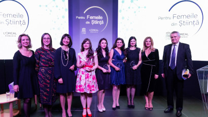 L'Oréal și UNESCO au desemnat câștigătoarele burselor L'Oréal – UNESCO Pentru Femeile din Știință