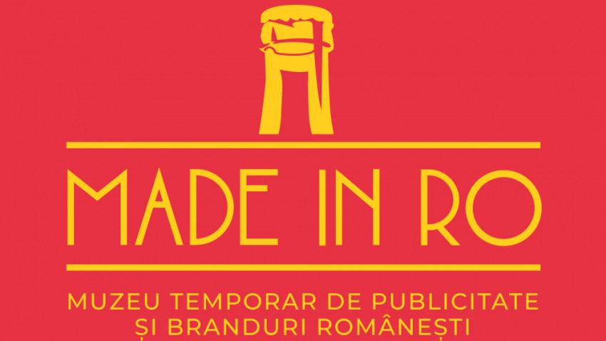 Pauză de reclame și produse Made in RO: în premieră va fi lansat primul muzeu temporar de publicitate și branduri românești