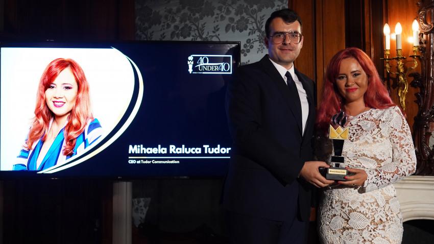 O româncă, desemnată antreprenorul anului în PR pentru Europa de Est
