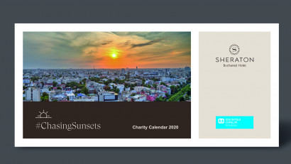 Sheraton Bucharest Hotel donează cele mai frumoase apusuri organizației Sos Satele Copiilor România