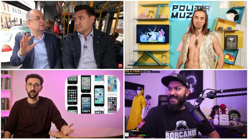 [România pe YouTube] Optimiști cu Da sau Nu