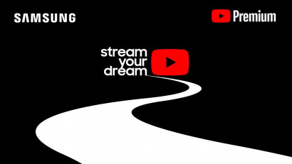 Samsung și YouTube Premium lansează Stream Your Dream – Vlog Your Way Up