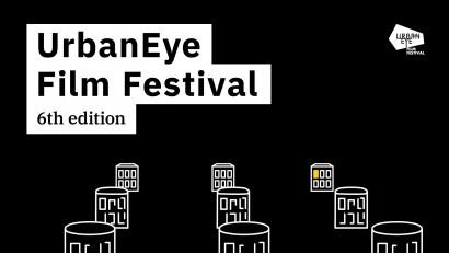 UrbanEye Film Festival are loc între 6 și 10 noiembrie 2019.Focus ediția a șasea - Natura și orașul