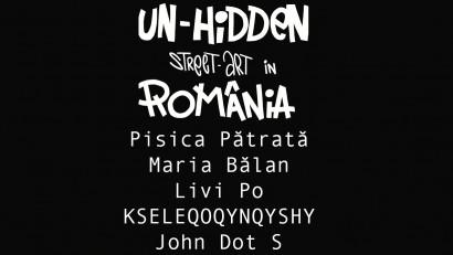 Descoperă expoziția Un-hidden Romania x Acuarela