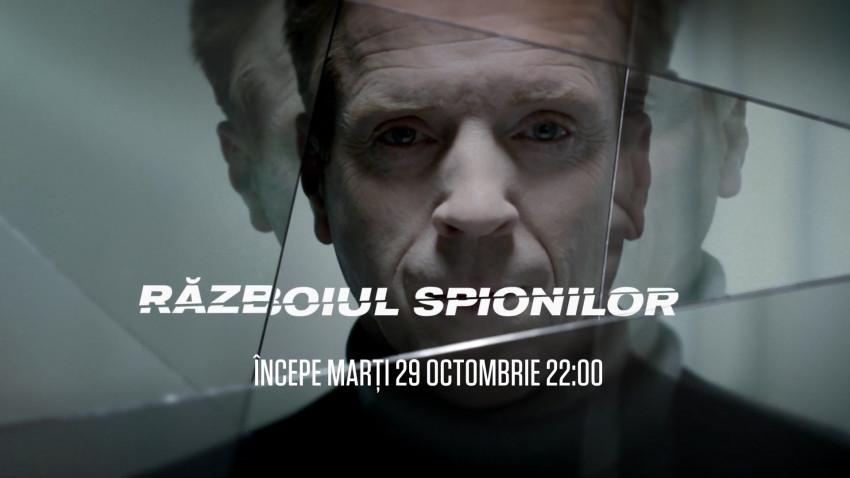 """Damian Lewis prezintă """"Războiul spionilor"""", noul documentar transmis de HISTORY"""
