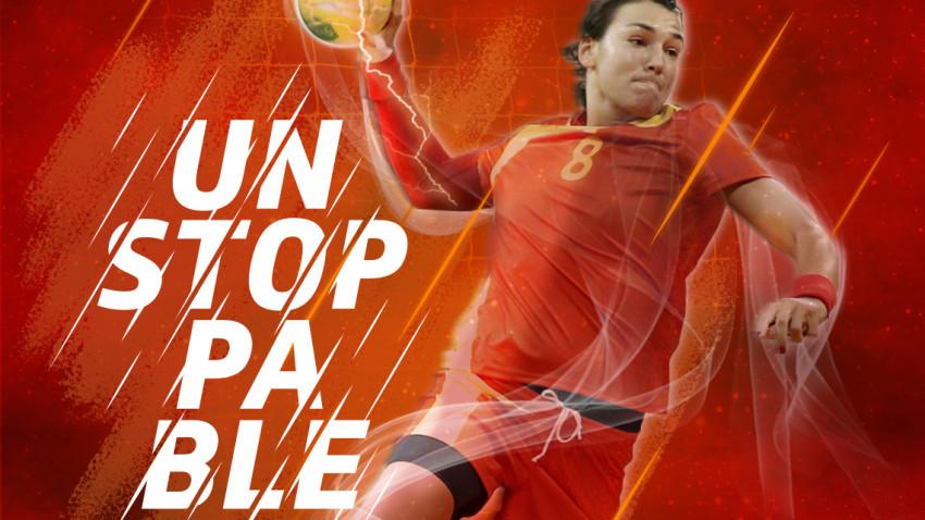CN8 Unstoppable –identitateade brand aCristineiNeagu,semnată deRusu+BorțunBrand Growers