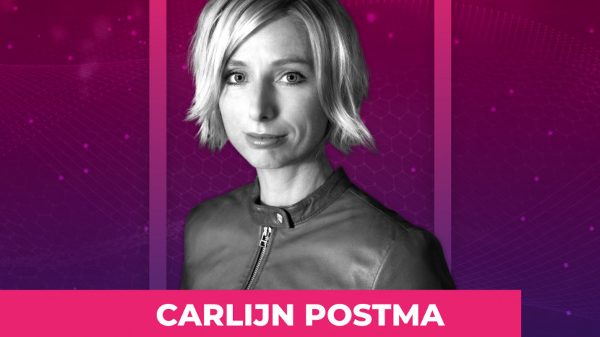 Carlijn Postma, Content Marketing Woman of the Year 2017, speaker la WeContent 2019