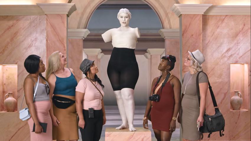 Și zeițele au kilogramele lor