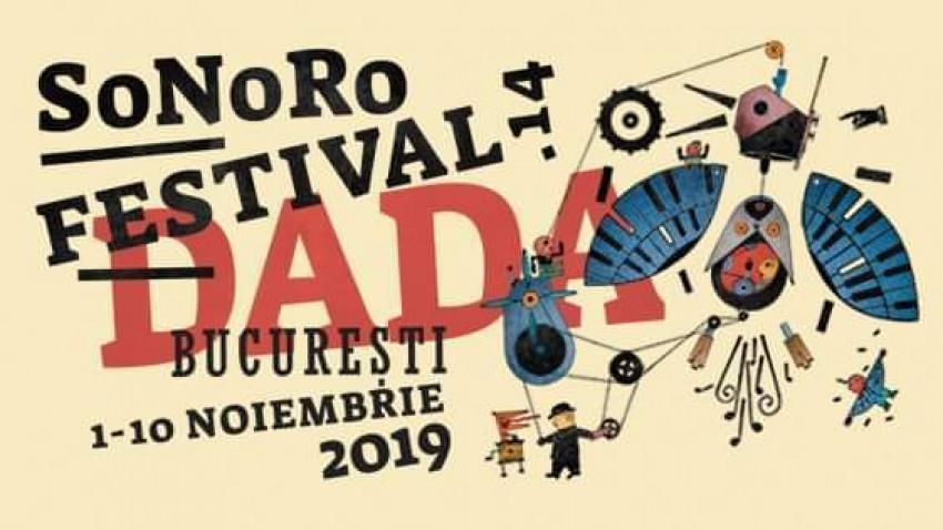 Festivalul SoNoRo XIV DaDa începe în acest week-end în București