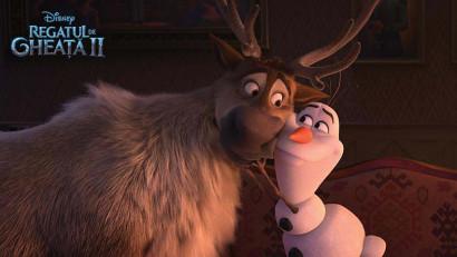 """""""Frozen II / Regatul de Gheață II"""", noi aventuri fantastice pentru toate vârstele"""