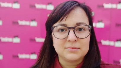 [Jurnalist.md] Ana Gherciu, Moldova.org: Provocarea cea mai mare este chiar să fii util