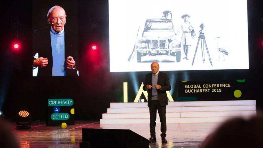 Jacques Séguéla: Too much advertising killed advertising