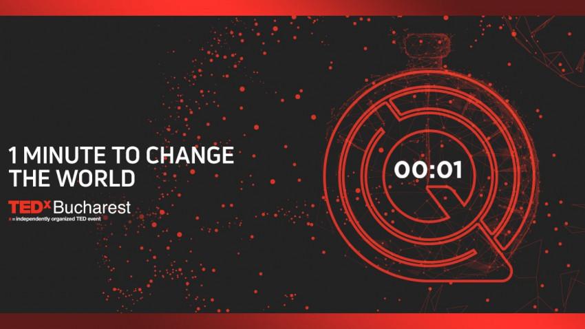 QREATOR și TEDxBucharest lansează campania #QreateMetamorphosis