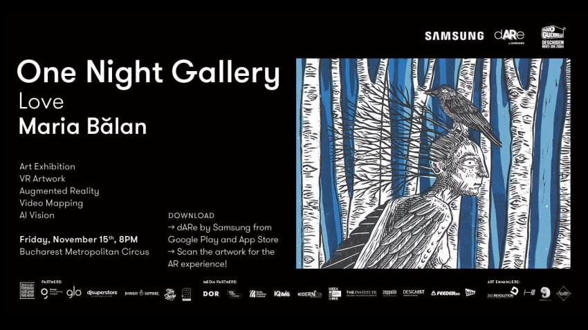 One Night Gallery // Love Maria Bălan