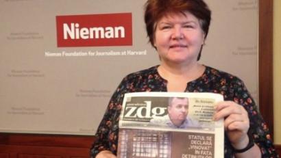 """[Jurnalist.md] Alina Radu, Ziarul de Gardă: În ultimul timp se observă o tendință clară pentru """"slow journalism"""""""