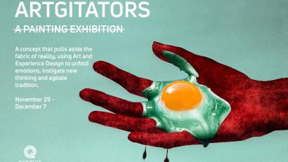 Ogilvy România susține evenimentul - concept Artgitators la Qreator by IQOS