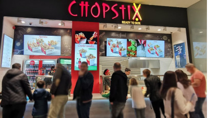 Chopstix Ready to Box deschide al 18-lea restaurant din retea in cel mai nou mall din Sibiu