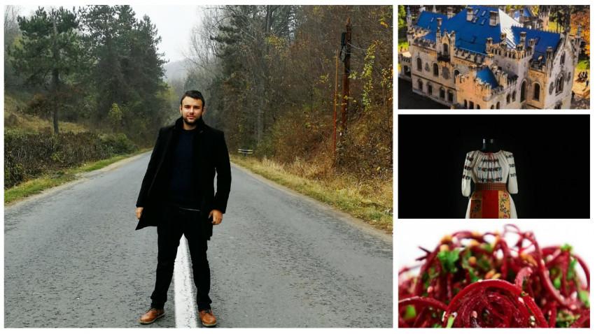 Călător în România. 100.000 de povești pentru turiști