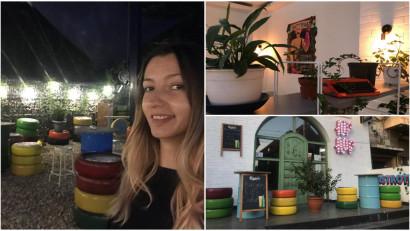[Obsesii part-time] Ruxandra Papuc si carciumareala: Intre burgeri, muzica si publicitate, important e sa ai ficat