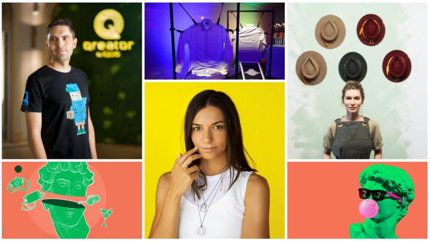 Call for Artists: Qreator, în căutarea noului val de artiști
