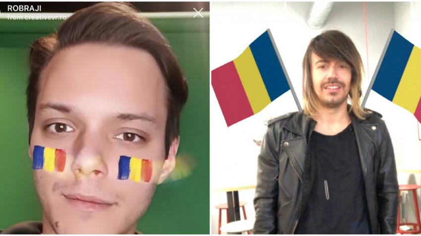 De 1 Decembrie, România are filtru pe Instagram