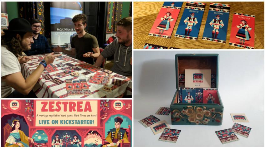 Un joc de societate cu boieri, țărani și feudalism strașnic românesc