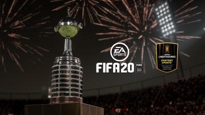 EA va introduce competiția CONMEBOL Libertadores în EA SPORTS™ FIFA 20 în martie 2020