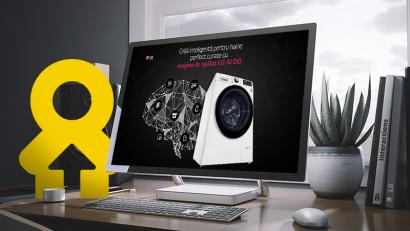 LG și INTERACTIONS pregătesc lansarea în România a gamei de mașini de spălat cu inteligență artificială