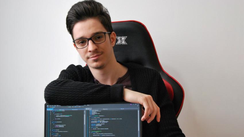 [Joburi noi la vremuri noi] Costin Spiridon, un coder rătăcit în advertisingul românesc