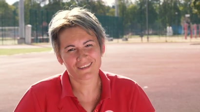JYSK - Cunoaste-ti campionii: Florentina Hriscu, atlet paralimpic