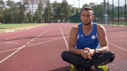 JYSK - Cunoaste-ti campionii: Octavian Tucaliuc, atlet paralimpic