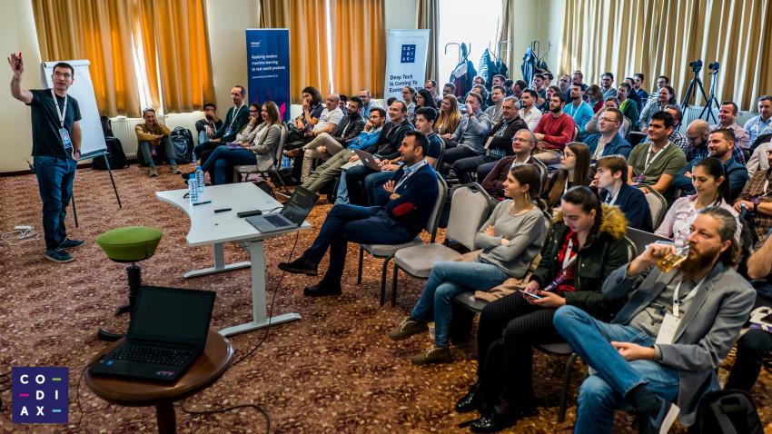 Codiax, evenimentul dedicat specialiștilor din industria deep tech, a ajuns la cea de-a treia ediție