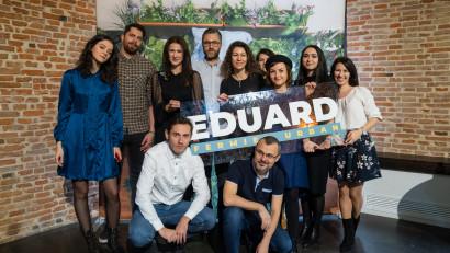Eduard, fermier urban. Cea mai nouă campanie Saatchi & Saatchi + The Geeks