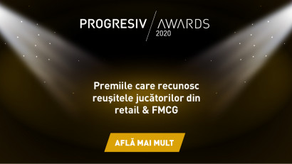Progresiv Awards premiază elitele din retail & FMCG