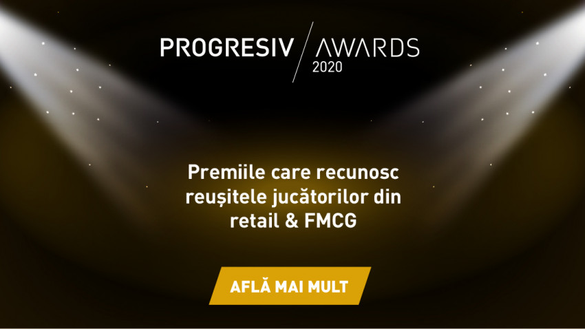 Progresiv Awards premiază elitele din retail & FMCG
