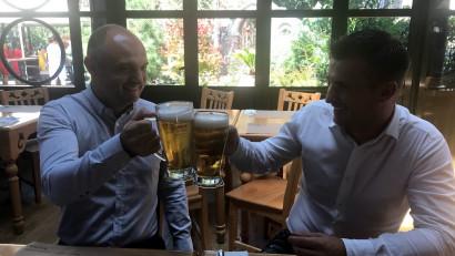 [Ursus Talks] Mihai Dobriță și Paul Iftode: Vrem să le oferim oamenilor experiențe. Experiențe unice
